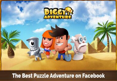 Diggy's Adventure: Enigmas, Lógica e Labirintos